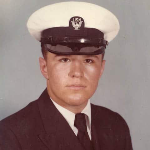 Navy Len Walker
